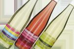 Fresh a frizzante vína