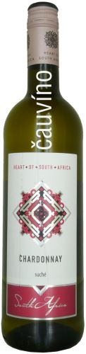 Chardonnay Vinofol 0,75 l Jihoafrická republika 5104 suché
