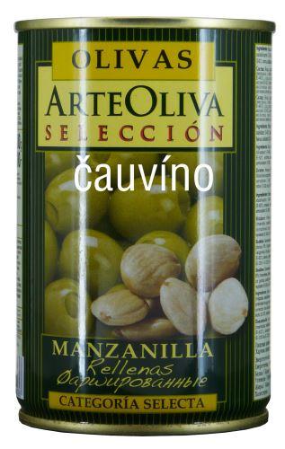 Olivy s mandlí