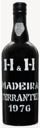 45 let staré víno Madeira 1976 H H Terrantez  0,75l
