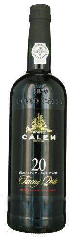 20 let staré portské víno Cálem 20 Years Old Tawny 0,75l