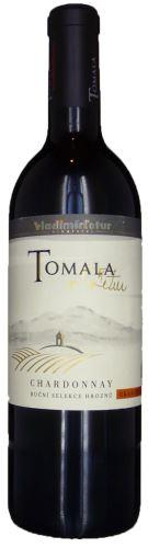 Tomala Chardonnay Tetur 2015 MZV 0,75l polosuché 1933