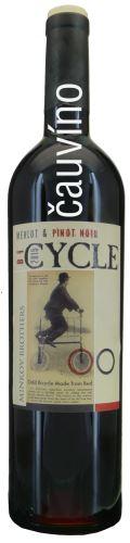 BI Merlot Pinot Noir Cycle 2016 Minkov Brothers 0,75l suché