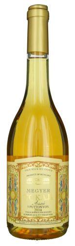 5 puttonyos Aszú 2014 Tokajské víno Tokaj Megyer 0,5 l sladké