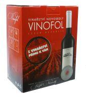 Cabernet Sauvignon Vinařství Vinofol BIB 3 l suché