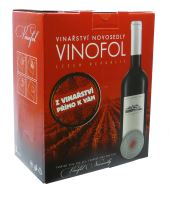 Zweigeltrebe Vinařství Vinofol BIB 3 l suché