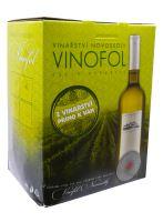 Chardonnay Vinařství Vinofol  BIB 5 l suché