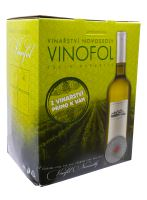 Ryzlink rýnský Vinařství Vinofol MZV BIB 5 l suché