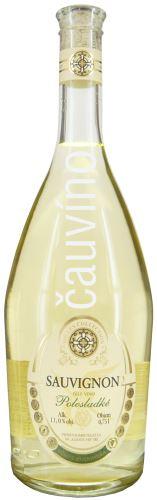 Sauvignon Sollus 0,75 l polosladké