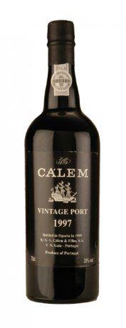 23 let staré portské víno 1997 Cálem Vintage 0,75 l