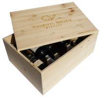 Dárková bedna s vínem 12 vín Vinařství Volařík