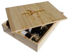 Dárková bedna s vínem 6 vín Vinařství Hruška