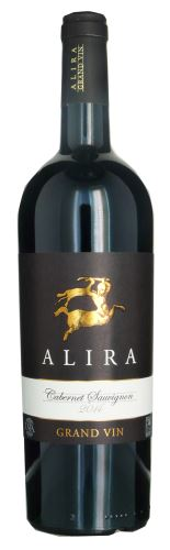 Cabernet sauvignon 2017 Alira Grand vin 0,75l Rumunsko suché
