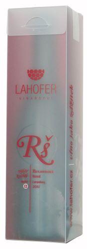 Rulandské šedé Lahofer 2011 výběr z cibéb 0,375l sladké 8111