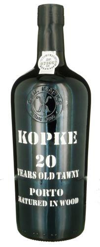 20 let staré portské víno Kopke 20 Years Old Tawny 0,75l