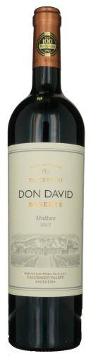 Malbec Don David Reserve 2019 Argentina 0,75 l suché