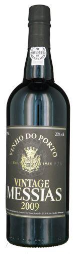 11 let staré portské víno 2009 Messias Vintage 0,75 l