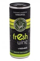 Kerner v plechovce Vinofol Fresh wine 2020 MZV 0,25 l suché 2019