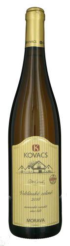 Veltlínské zelené Kovacs  MZV 0,75l suché