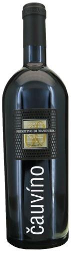 Primitivo di Manduria 60 Vintage 2014 Sessantanni 1,5 l Itálie suché