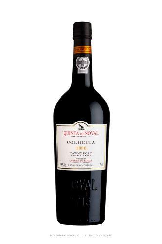 34 let staré portské víno 1986 Quinta do Noval Colheita 0,75l