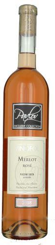 Cabernet sauvignon rosé Vinofol 2020 pozdní sběr 0,75l polosladké 2008