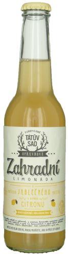 Zahradní limonáda citrón Tátův sad 0,33ml