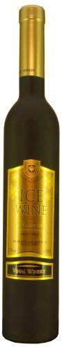 Merlot Vinal Winery 2014 ledové víno 0,5l Bulharsko sladké