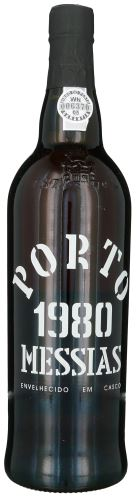 40 let staré portské víno1980 Messias  Colheita 0,75 20% alk.