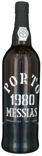 41 let staré portské víno1980 Messias  Colheita 0,75 20% alk.