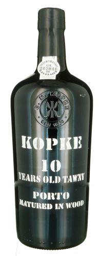 10 let staré portské víno Kopke 10 Years Old Tawny 0,75l