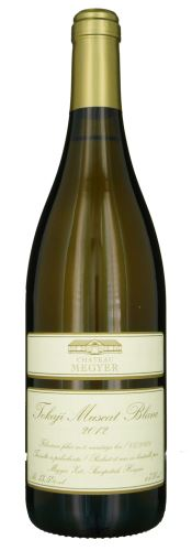 Muscat Blanc Select 2012 Tokajské víno Tokaji Megyer 0,75 l polosuché