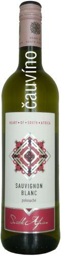 Sauvignon blanc Vinofol 0,75 l Jihoafrická republika 5117 polosuché