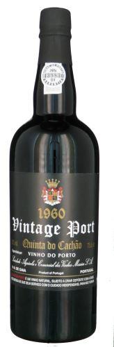 61 let staré portské víno 1960 Messias Vintage 0,75 l