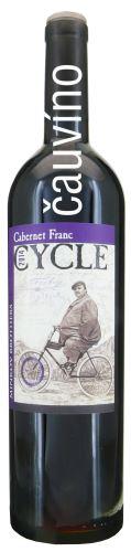 Cabernet Franc Cycle 2017 Minkov 0,75l suché