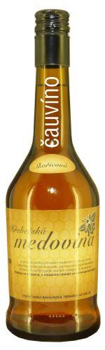 Medovina Skořicová 0,5 l Hřebečská