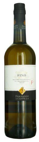 Sherry Classic Fino  F. Castilla 0,75 l DOC Jerez de la Frontera 15% alk. suché