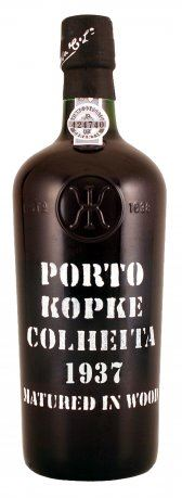 81 let staré portské víno 1937 Kopke Colheita 0,75 l