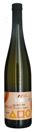 Sauvignon Nové Vinařství 2019 pozdní sběr Cepagé 0,75l suché NV 429