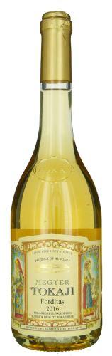 Forditás 2016 Tokajské víno Tokaj Megyer 0,5 l sladké