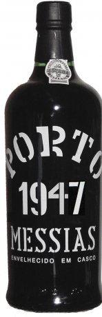 74 let staré portské víno 1947 Messias Colheita 0,75 l