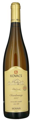Chardonnay Kovacs MZV 0,75l suché