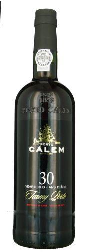 30 let staré portské víno Cálem 30 Years Old Tawny 0,75 l