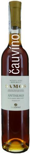 Samos Athemis Řecko 2010 sladké 0,5l