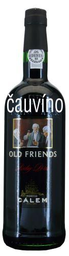 Burtons Tawny portské víno 0,75l 20% alk.