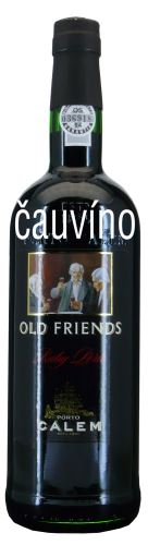 Cálem Ruby Old Friends 0,75l 20% alk