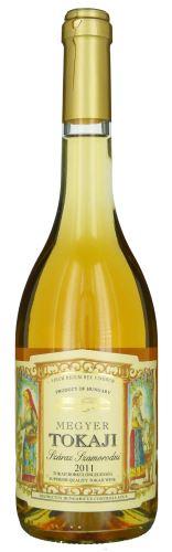 Szamorodni 2011 Tokajské víno Tokaj Megyer 0,5 l suché
