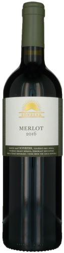 Merlot Sonberk barrique 2016 výběr z hroznů 0,75 l suché 7716