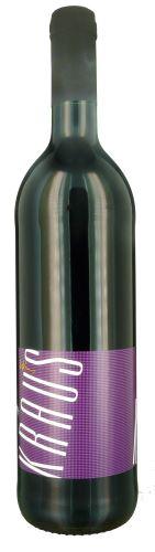 Pinot noir Rulandské modré Kraus 2017 ČZV 0,75l suché PN 17 A