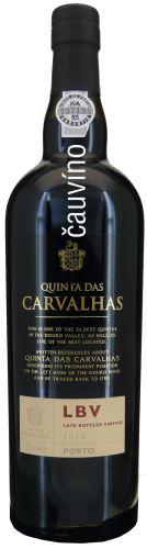 Quinta Das Carvalhas 2010 LBV 0,75l 20% alk.